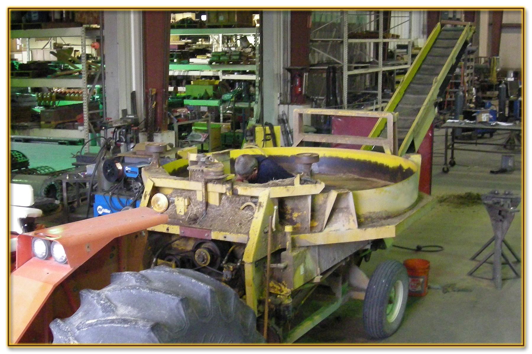 10 DynaHog® Grinder Repair Service