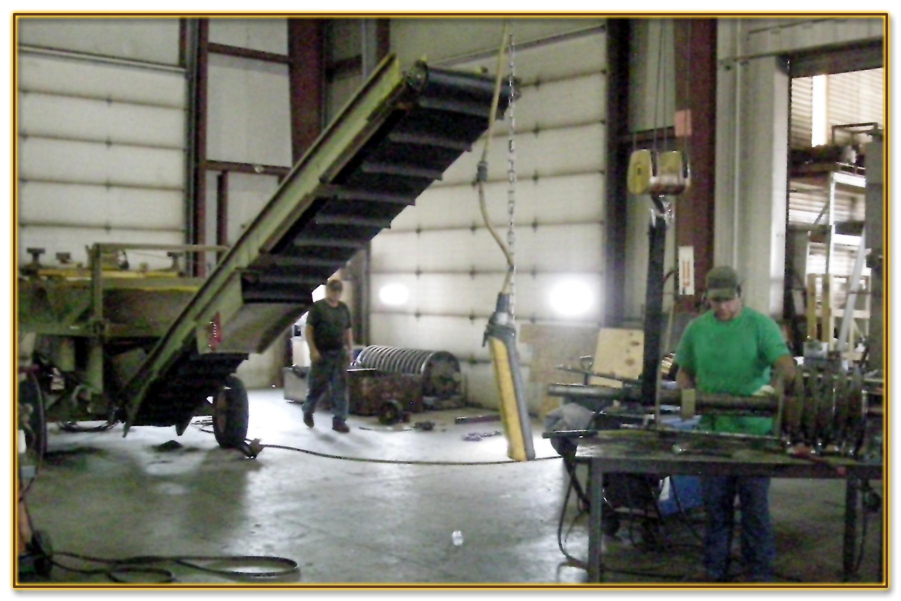 11 DynaHog® Grinder Repair Service