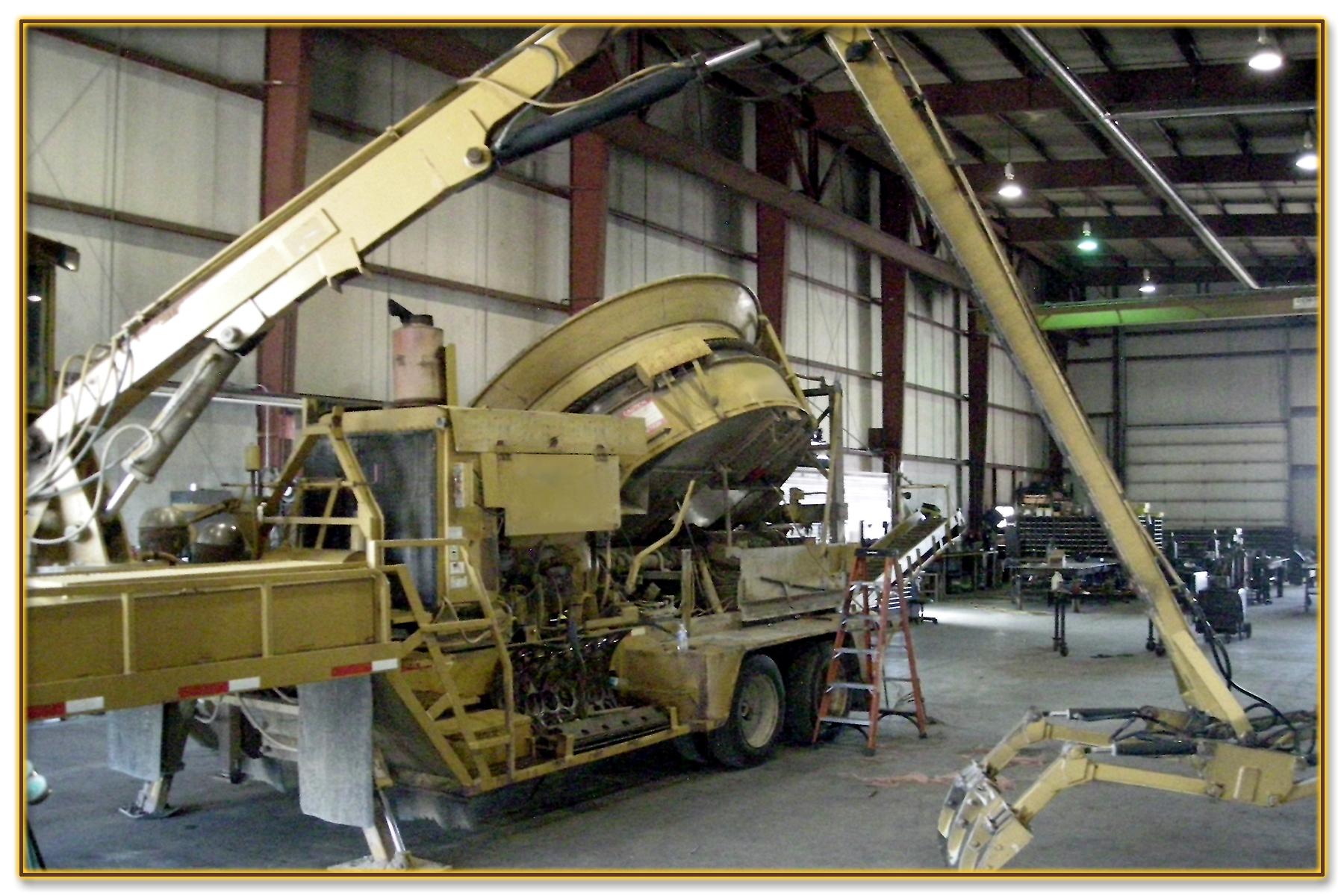 14 DynaHog® Grinder Repair Service