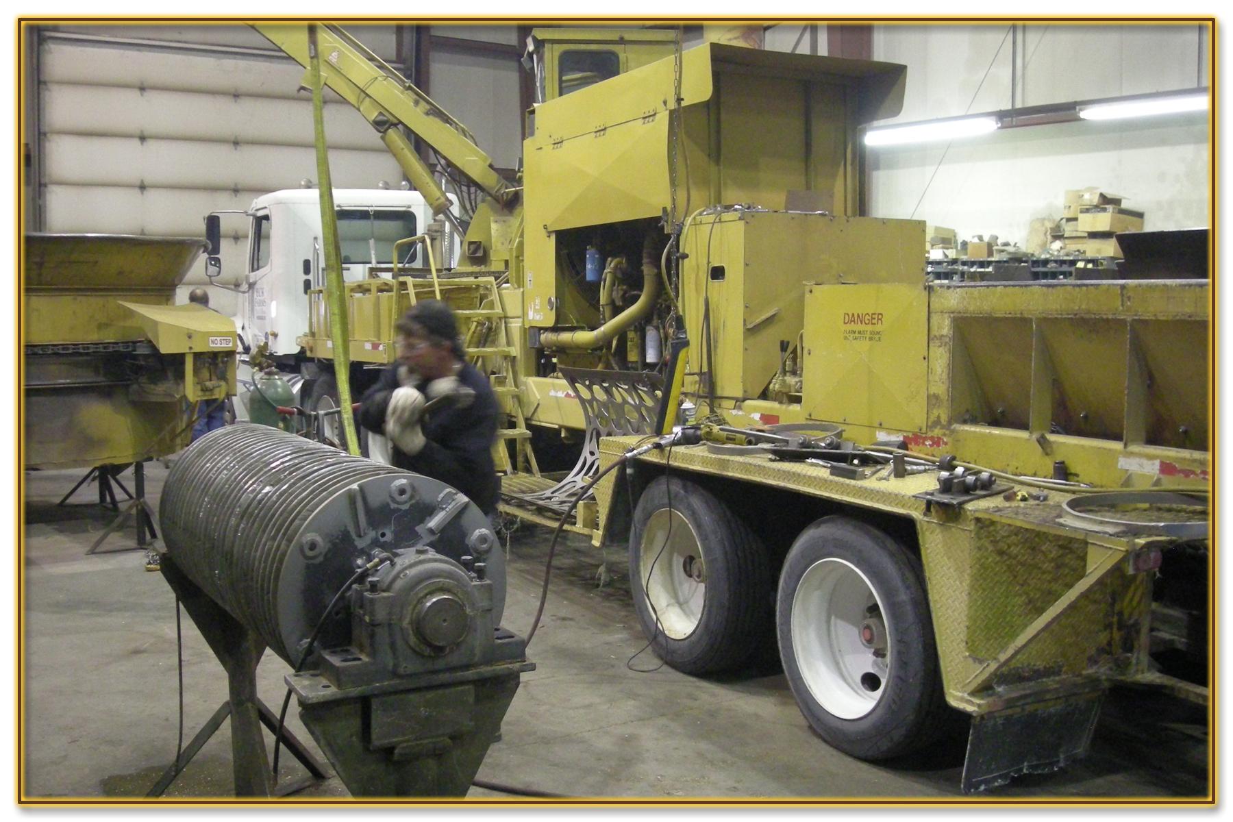 20 DynaHog® Grinder Repair Service
