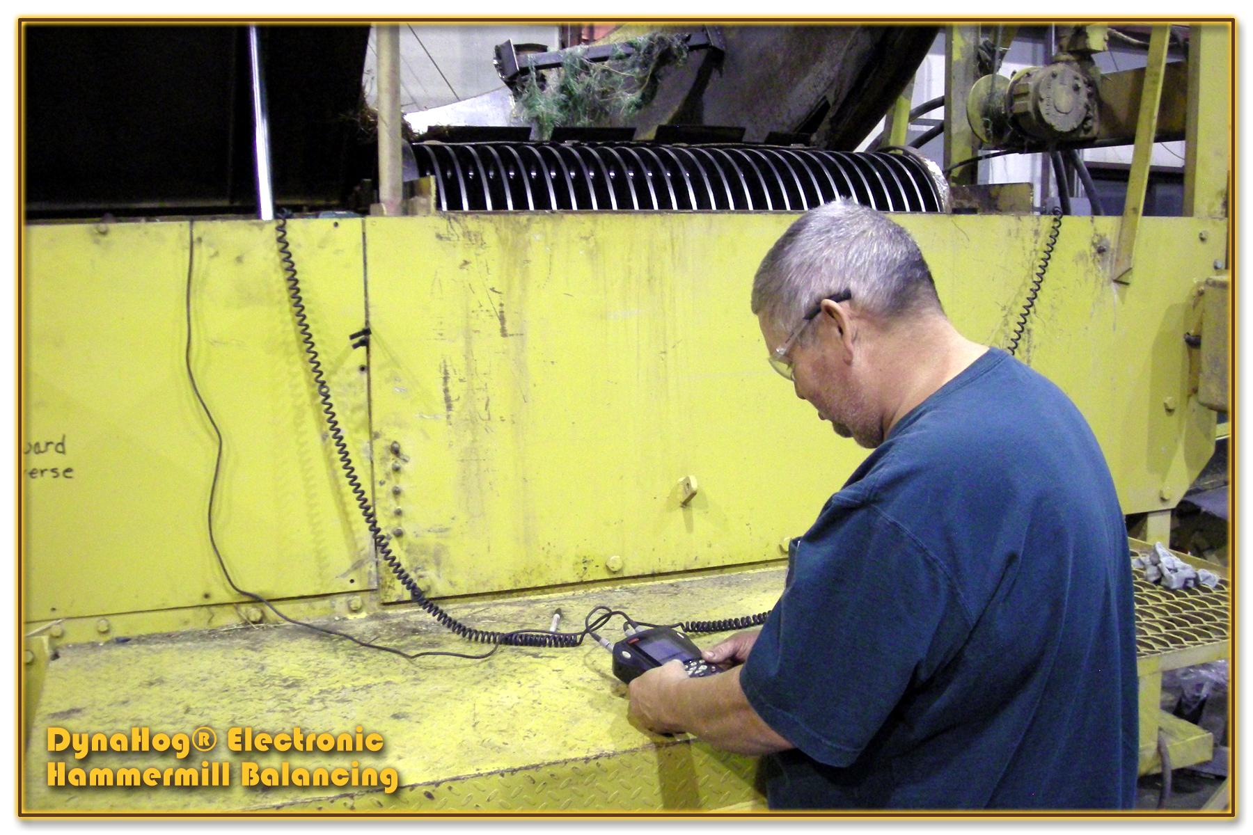 5 DynaHog® Grinder Repair Service