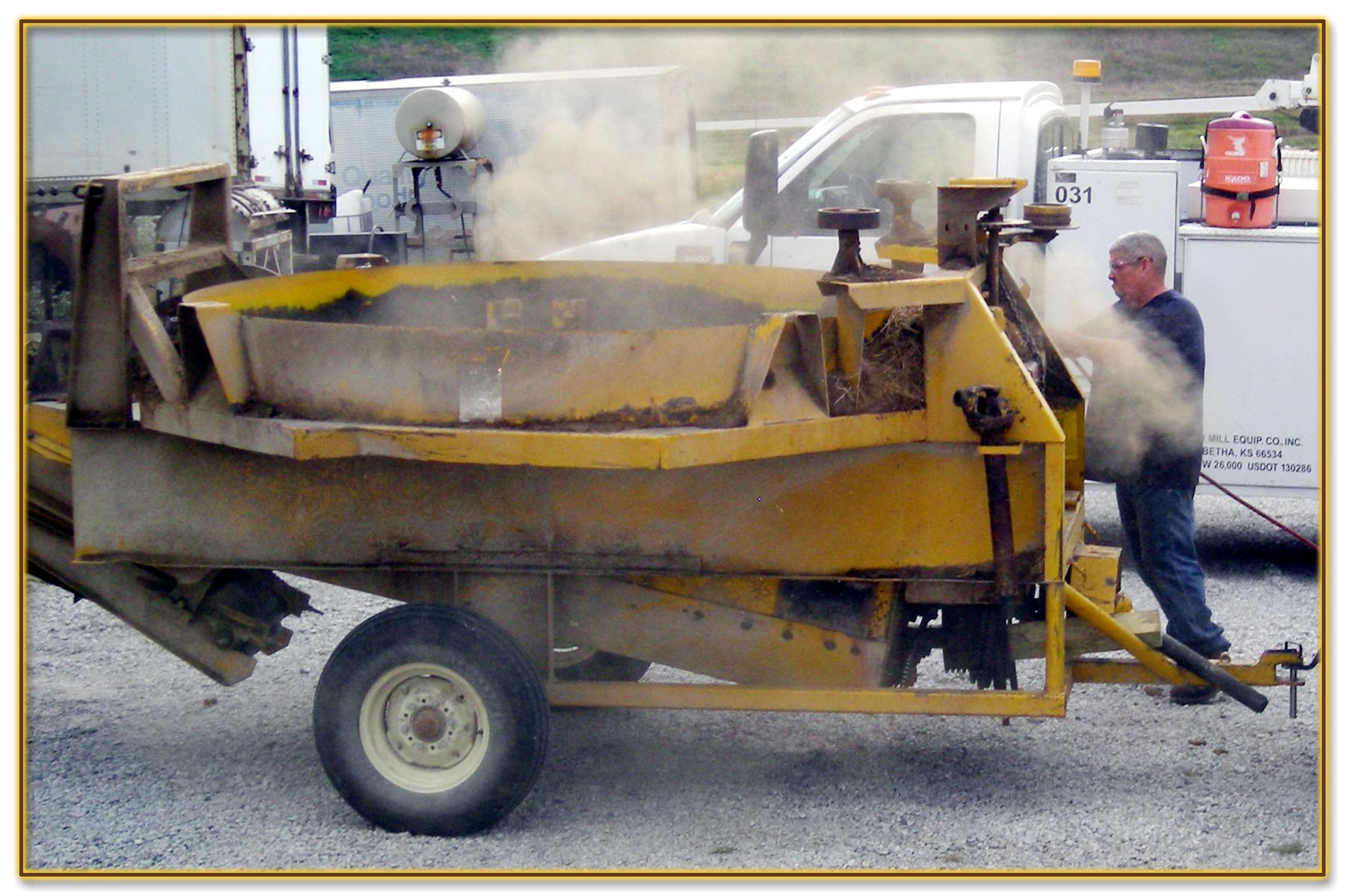 7 DynaHog® Grinder Repair Service