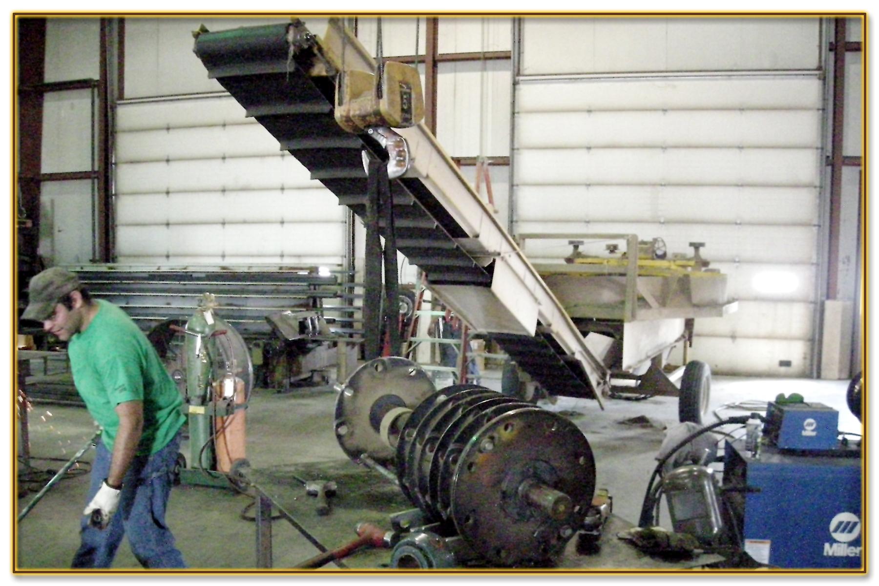 9 DynaHog® Grinder Repair Service